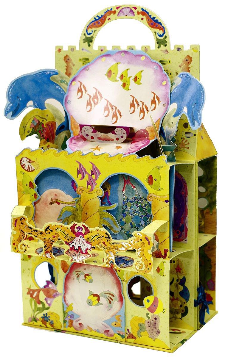 Дворец русалки феникс книжка плакат дворец русалочки