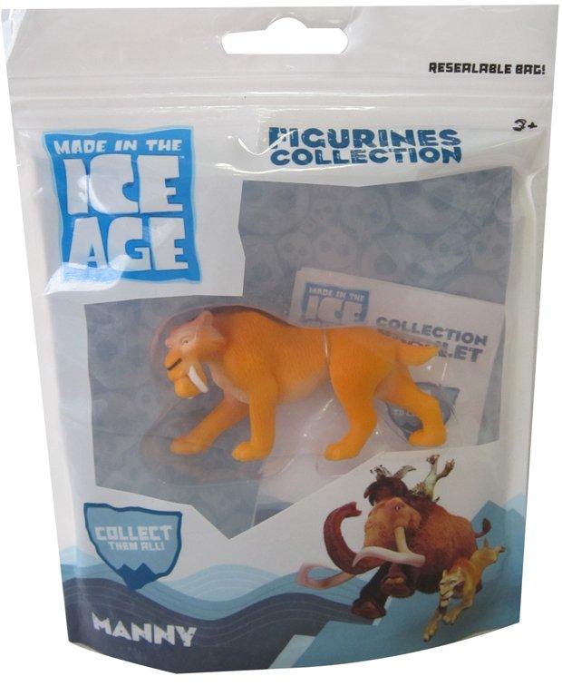Игрушка. Ледниковый период. 1 фигурка 7,6 см. в пакете с Zip-Lock. в асс L. 237043.