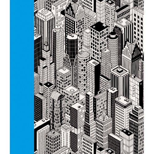 Графика. Геометрия мегаполиса (А5, 160л.) цена 2017