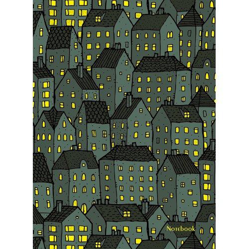 Графика. Волшебная ночь (А6, 64 л.) графика городская площадь а6 64 л