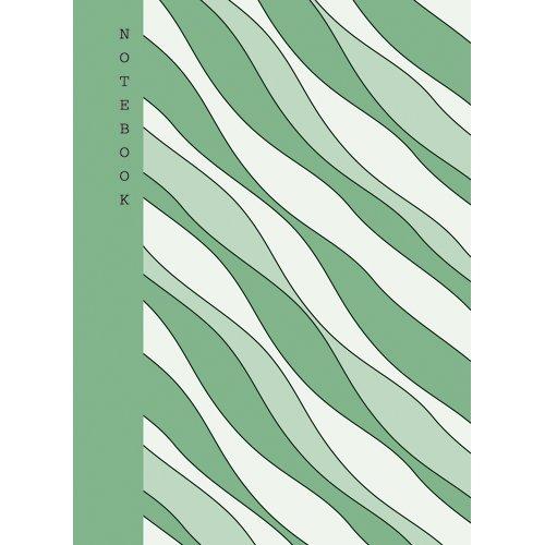 Офисный стиль. Волнистый орнамент (А6, 64 л.) офисный стиль волнистый орнамент а6 64 л page 3