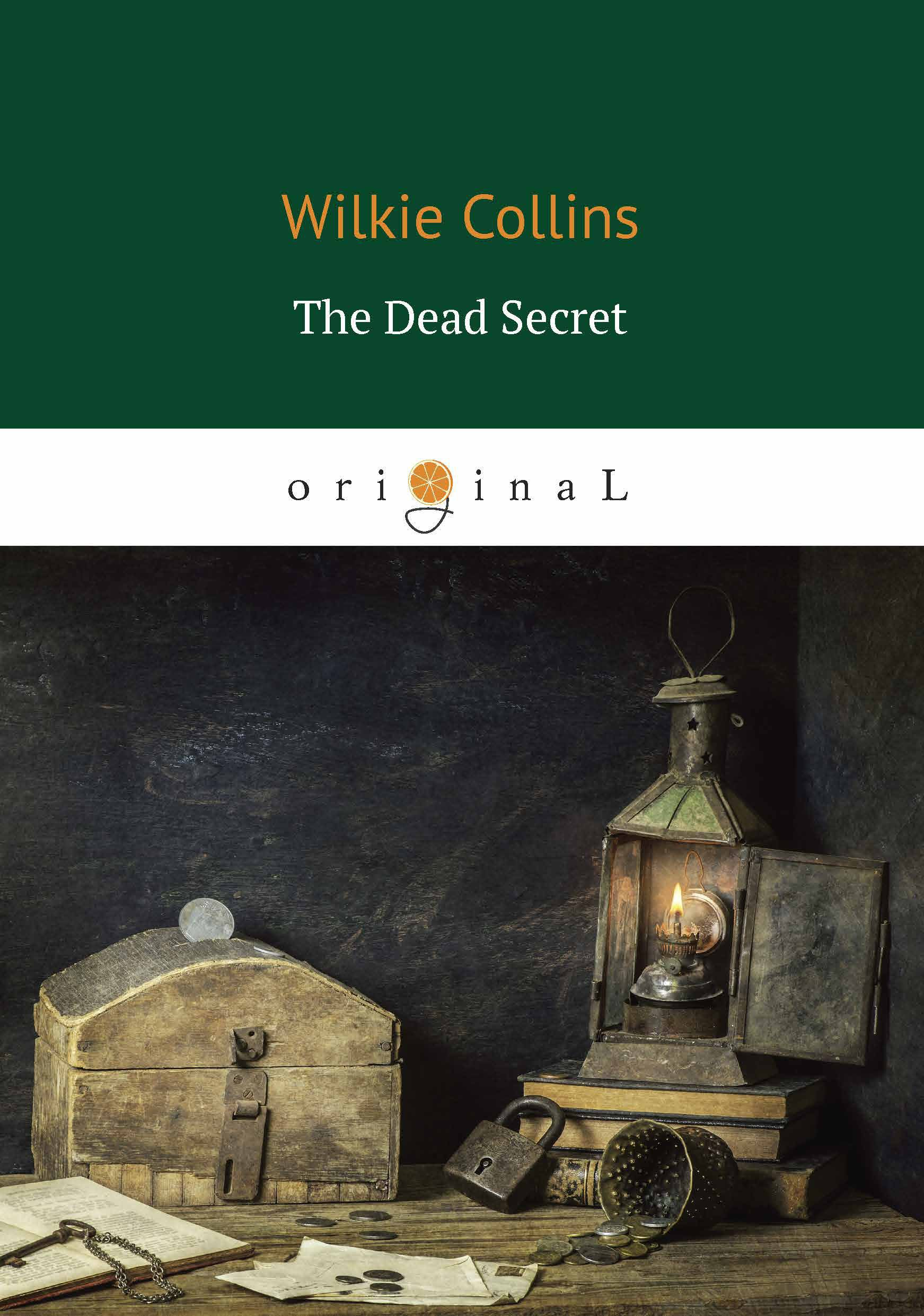 Коллинз Уилки The Dead Secret = Тайна: на англ.яз william heffernan the dead detective the dead detective 1 unabridged