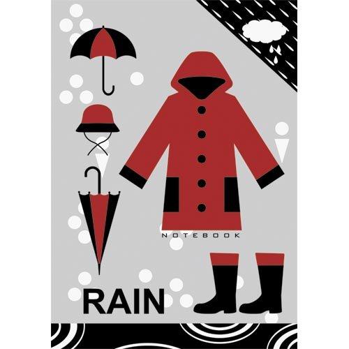 Мода и стиль.  Очарование дождя