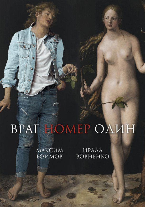 Вовненко Ирада, Ефимов М. Враг номер один: роман