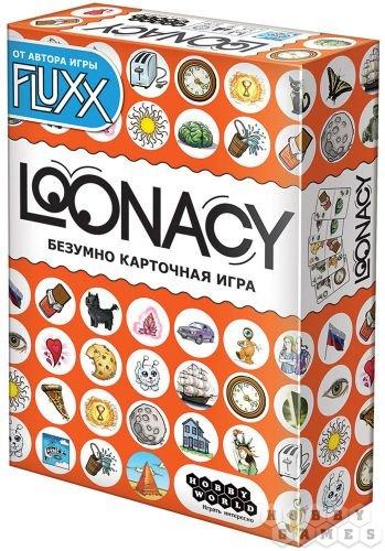 Наст.игр.:МХ.Loonacy. арт.1339