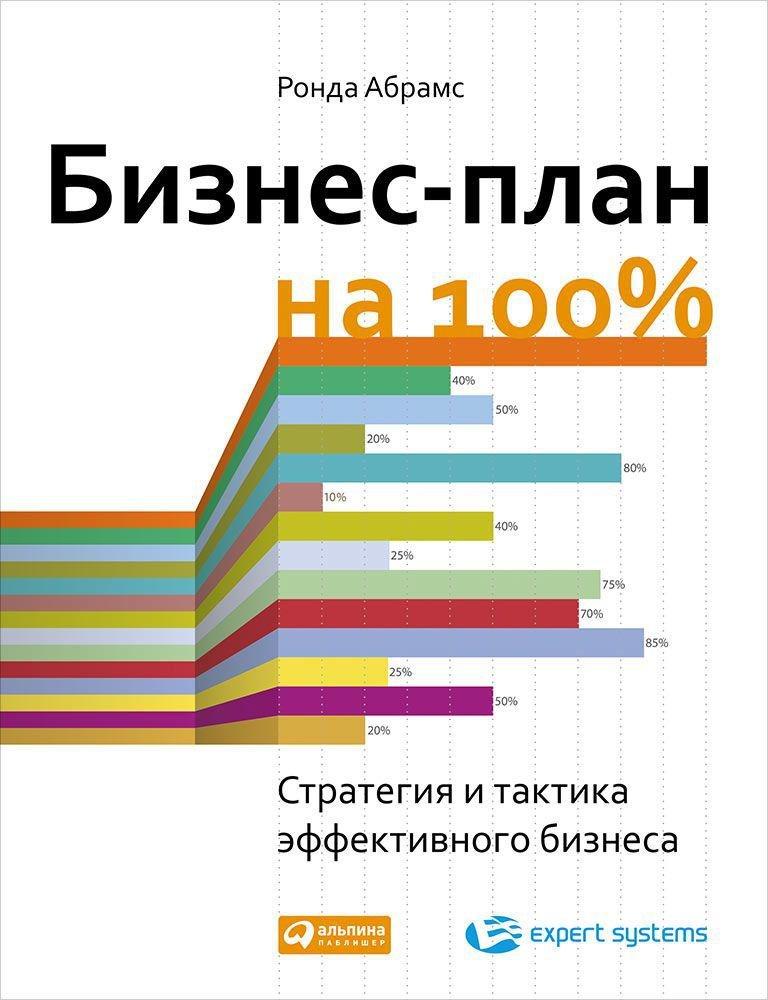 Абрамс Ронда Бизнес-план на 100%: Стратегия и тактика эффективного бизнеса