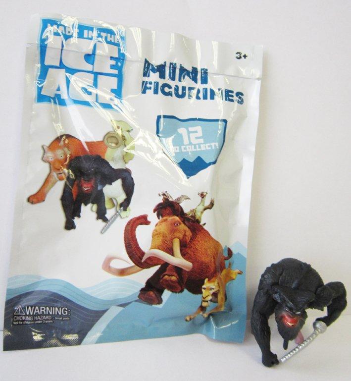 Игрушка. Ледниковый период. 1 фигурка 5 см.в закрытом пакетике. в асc L. 235322.