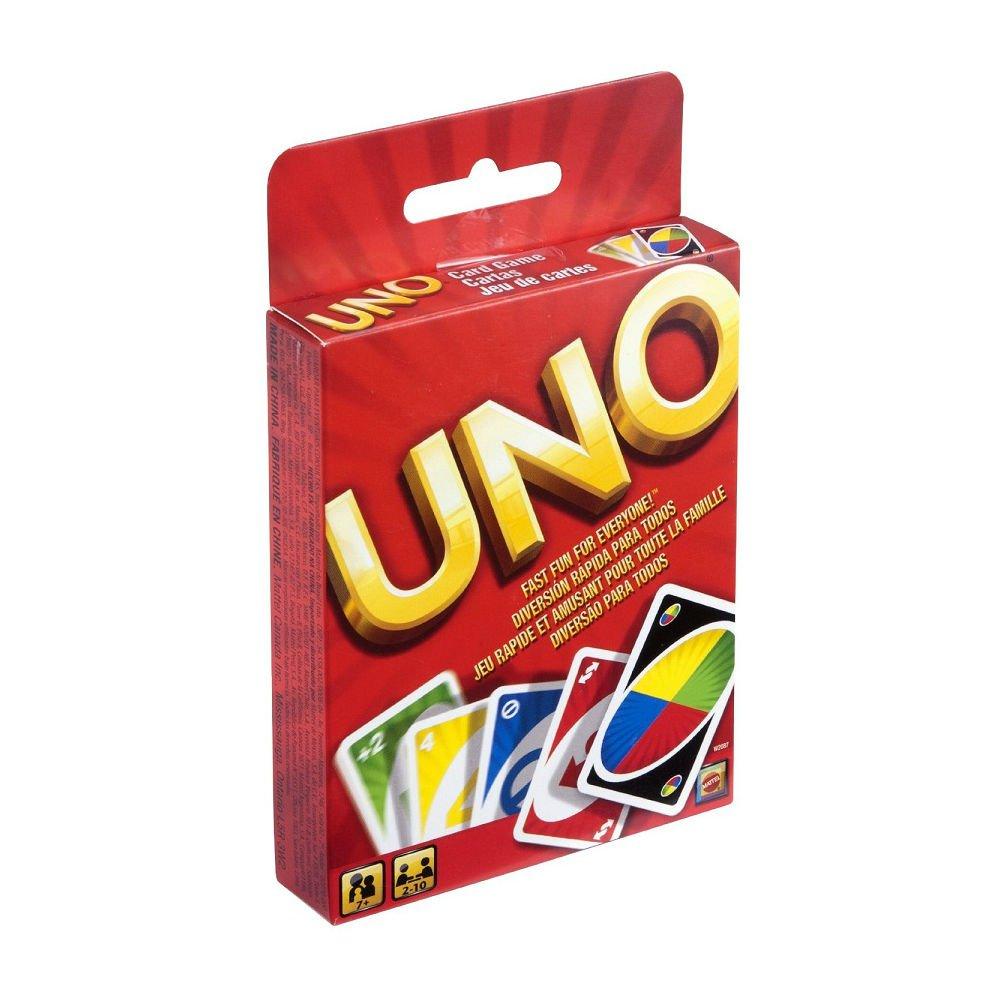 Фото - Настольная игра «УНО Дисплей» (UNO) настольная игра уно дисплей uno