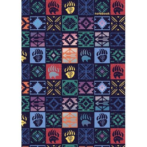 Орнамент. Этнический стиль (А6, 96 л.) офисный стиль волнистый орнамент а6 64 л page 3