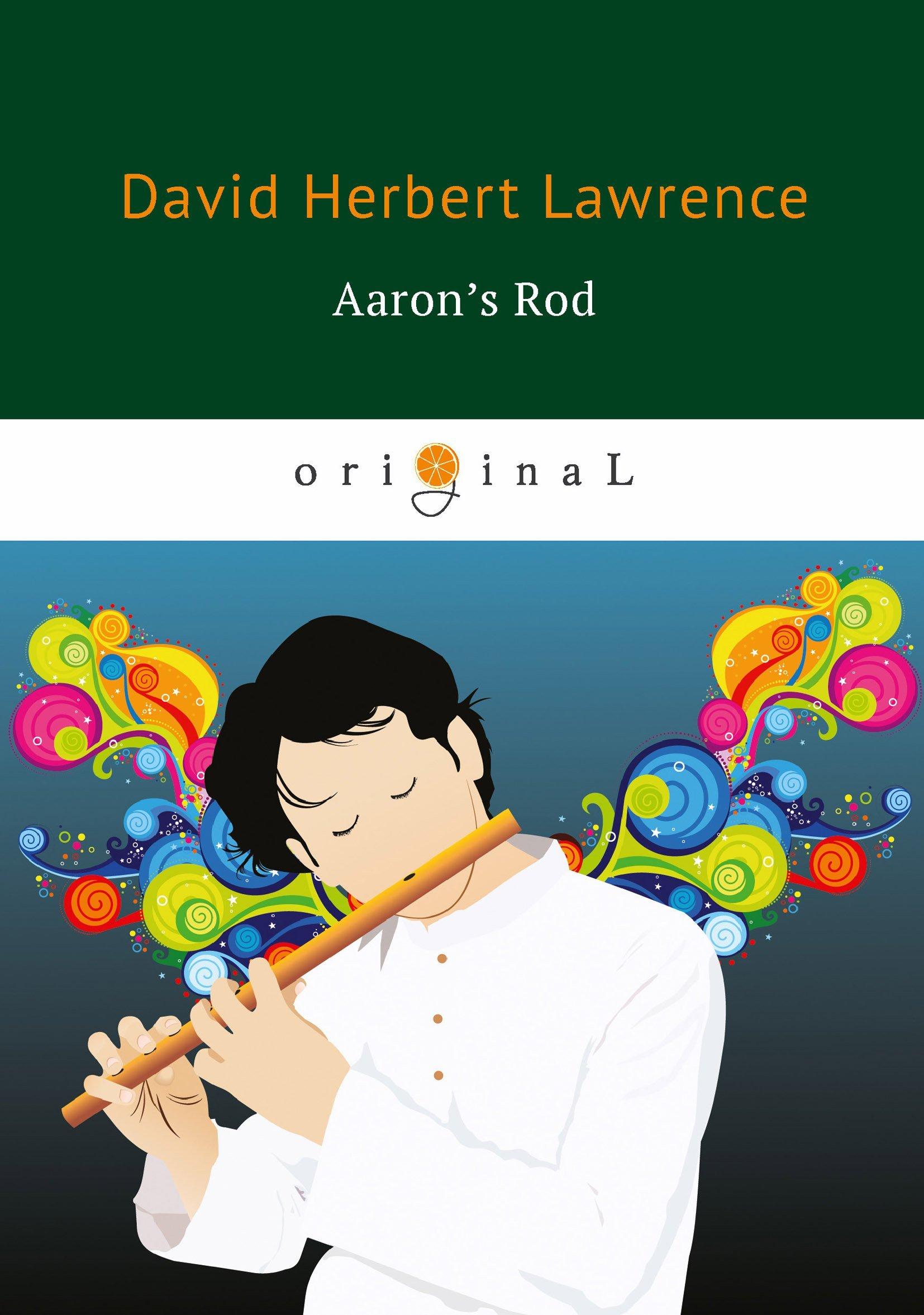 Фото - Лоуренс Дэвид Герберт Aaron s Rod = Флейта Аарона: на англ.яз aaron swartz the boy who could change the world