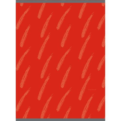 Штрихи на красном (Скругл.углы)