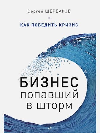 Щербаков С А - Бизнес, попавший в шторм. Как победить кризис обложка книги