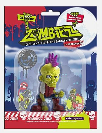 Zombiezz - K.Zombiezz. (Зомби) 05020 Фигурка в асс. обложка книги