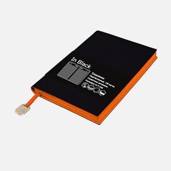 In Black. Оранжевый 136л. А6+