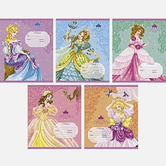 Красивые принцессы (линия), 5 видов