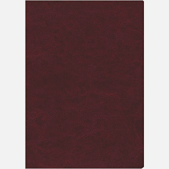 Soft (бордо) (6149603) (недатированный А6)