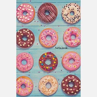 Коллекция пончиков