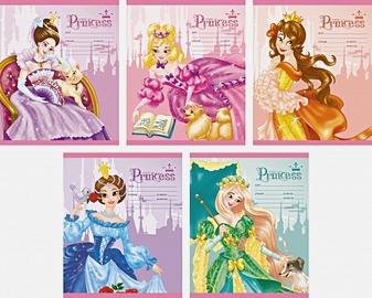 Сказочные принцессы (клетка), 5 видов