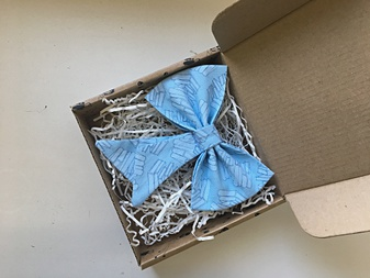 Женская галстук-бабочка Чинаски