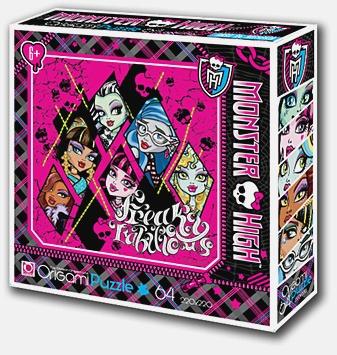 Monster High.Пазл.64A.05924