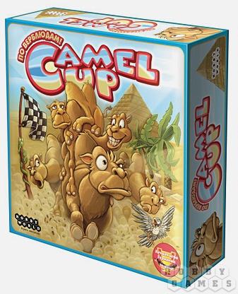Наст.игр.:МХ.Camel Up.арт.1426