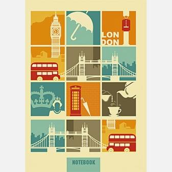 Графика. Поездка в Лондон