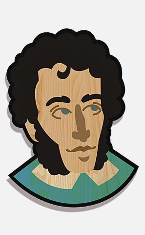 Значок Страстный Пушкин
