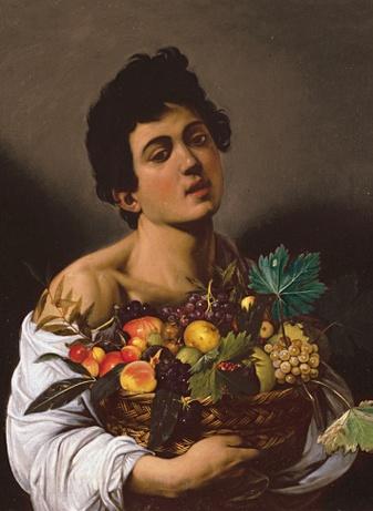 CLem.Пазл. 1000эл. Музей.39178 Микеланджело Караваджо  Юноша с корзиной фруктов