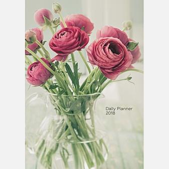 Цветы. Летний букет (А5, 176л.)