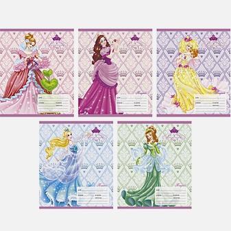 Милые принцессы (линия) 18л, 5 видов