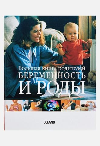 Андреева Е.В. - Беременность и роды. Большая книга родителей обложка книги
