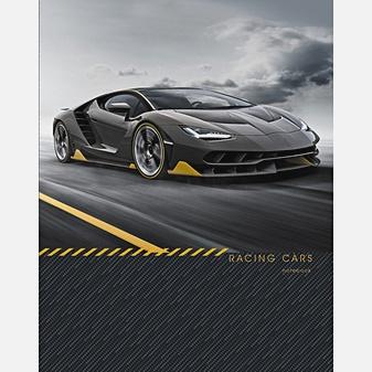 Авто. Изысканность черного (А5, 64 л.)