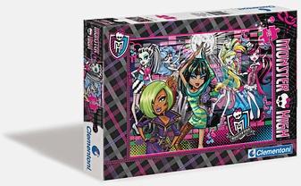Пазл 180 эл. Monster High. Незабываемая вечеринка