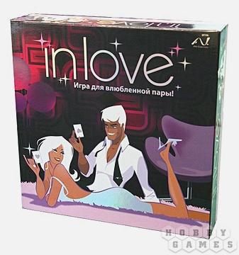 Наст.игр.:МХ.IN LOVE (3-е рус. изд.) арт.1082