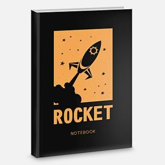 Книга для записей «Вперед к звездам», А5, 80 листов