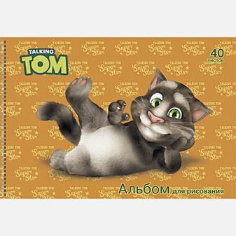 """Talking Tom and Friends"". Кот Том. ЛИЦЕНЗИЯ"