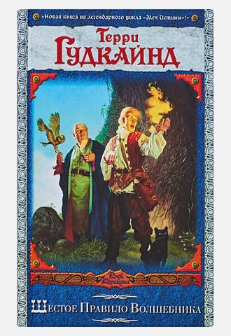 Гудкайнд Т. - Шестое Правило Волшебника, или Вера падших обложка книги