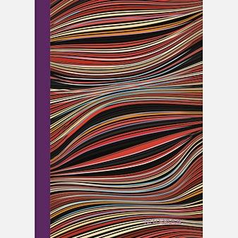 Орнамент. Разноцветные волны (А6, 96 л.)
