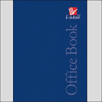Office book. Синяя