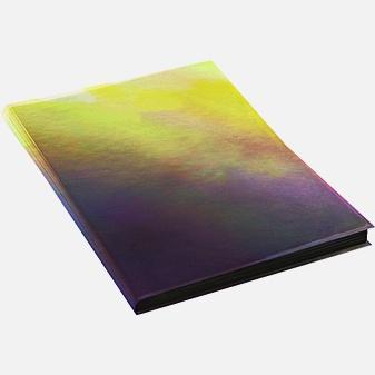 Ежедневник Chameleon недатированный, А5, 136 листов, сиреневый