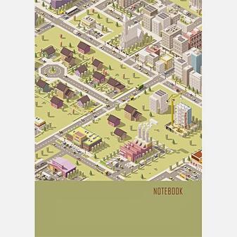 Новый город (графика)