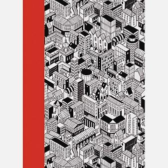 Графика. Геометрия города (А6, 80 л. лак)