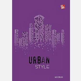 Городской стиль Графика 96л.