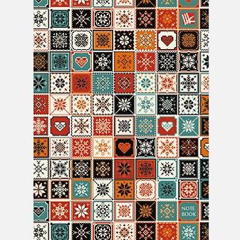 Милая мозаика А6 80л. (детская)