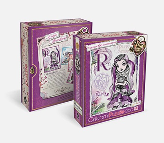 Ever After High.Пазл.260A.Чем.00672