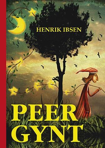 Ibsen H. - Peer Gynt = Пер Гюнт: пьеса на англ.яз обложка книги