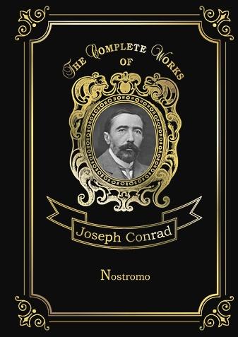 Conrad J. - Nostromo = Ностромо: на англ.яз обложка книги