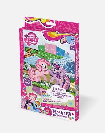Пони. Мозаика. Вместе веселее. арт. 02272