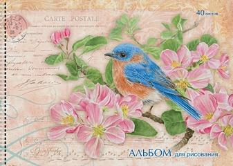 """""""Jane Shasky"""". Синяя птица. ЛИЦЕНЗИЯ"""