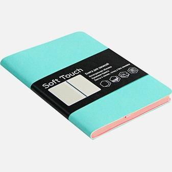 Soft Touch. Мятный (книга А6)